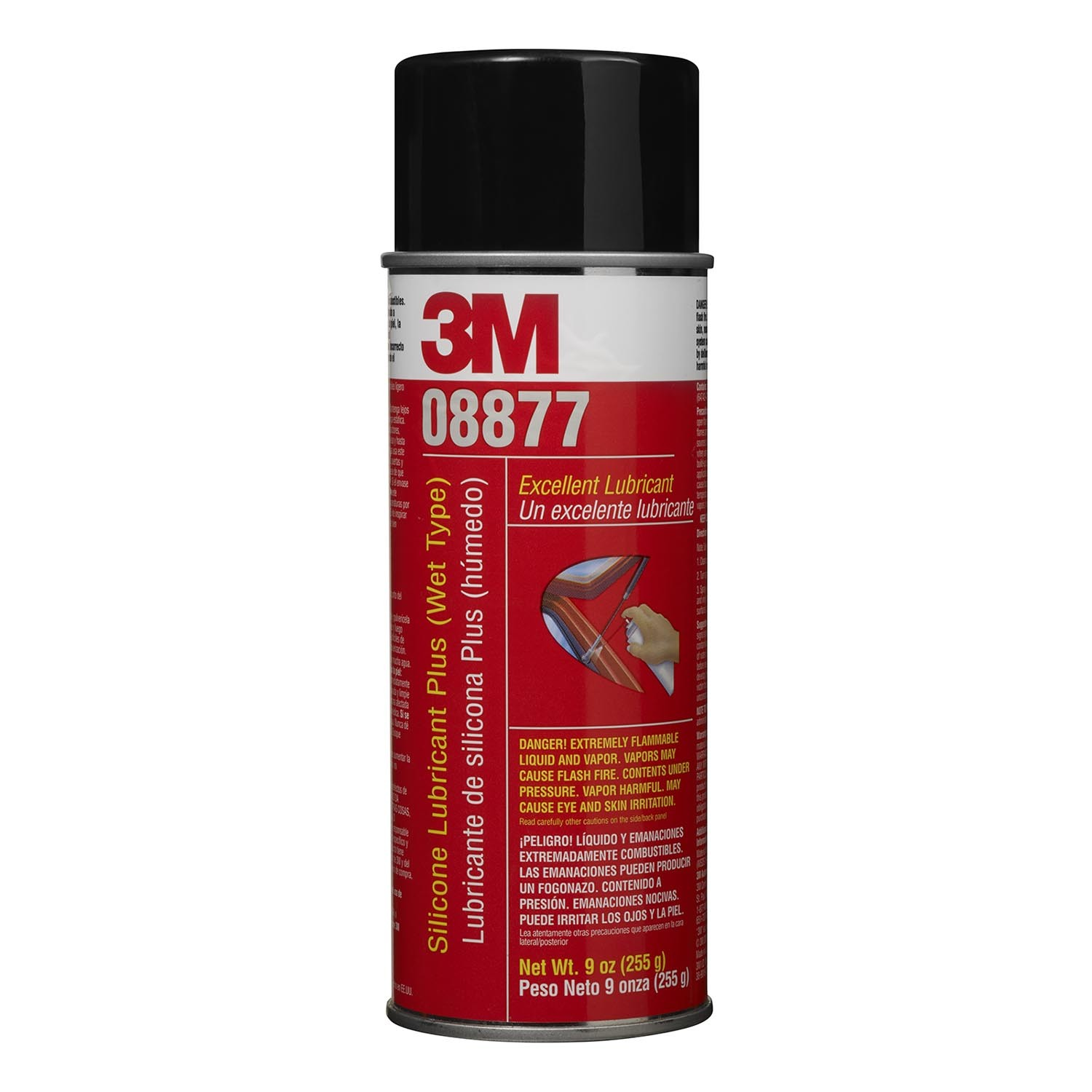 3m silicone lubricant plus wet type 08877 16 ounce - Lubricante silicona spray ...